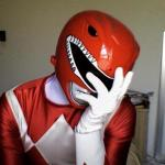 power rangers facepalm meme