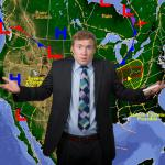 Weather Dude meme