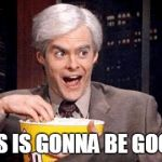 edxxw popcorn bill hader meme generator imgflip