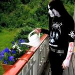 Black metal watering meme