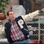 Al Bundy throwing meme