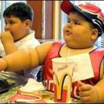 Fat kid walks into mcdonalds meme