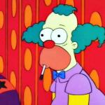 Krusty The Clown What The Hell Was That? meme