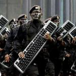 Keyboard warrior meme