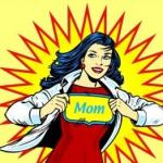 SuPer mom  meme