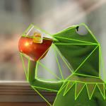 kermit triangles meme