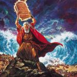 Moses | FULLY CHARGED TABLET | image tagged in moses | made w/ Imgflip meme maker