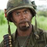 Full Retard Tropic Thunder meme