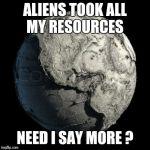 h1895 dead planet earth meme generator imgflip,Earth Meme
