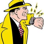 dick tracy meme