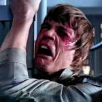 Luke Skywalker Crying meme