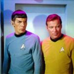 Kirk and spock meme