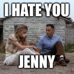 hxwux forrest gump and jenny meme generator imgflip