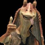 Jar Jar Binks meme