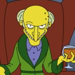 Mr Burns Simpsons Brandy meme
