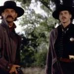 Tombstone- Wyatt Earp is my friend. meme