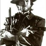 clint eastwood guns meme