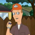 Dale King of the Hill  meme
