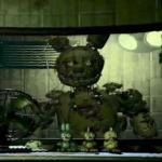 FNAF Springtrap in window meme