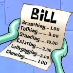 Spongebob Bill meme