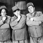 Three Stooges Thinking meme
