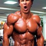 Will Ferrell on Steroids meme