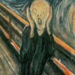 The Scream meme