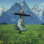 seeing people during final exam - sound of music meme