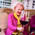 Betty White Wine meme