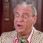 Rodney Dangerfield Shocked meme