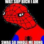n1sdw spoderman meme meme generator imgflip,Spoderman Meme Maker