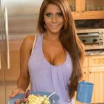 Madison Ivy Breakfast In Bed meme