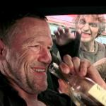 merle walking dead car meme