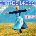 "Look At All These Meme | I GOT THIS DRESS ON ""CLEARANCE "" 