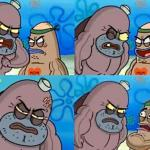 How tough am I? meme