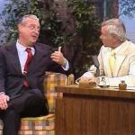 Rodney Dangerfield on Johnny Carson meme