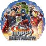 avengers birthday meme