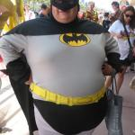 fat batman meme