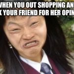 pdutu ugly asian girl meme generator imgflip