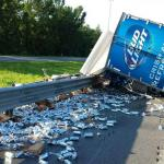 Beer Truck Crash meme