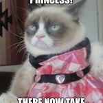 Grumpy Cat Flip Off Meme