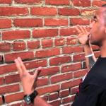 Talking to wall meme