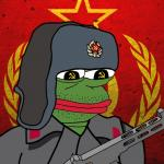 Pepe the Soviet meme