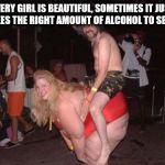 Tall skinny big tits