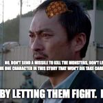 "Ken Watenabe ""Let Them Fight"" 