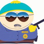 Officer Cartman meme