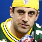 Aaron Rodgers lol meme