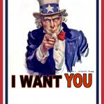 Uncle Sam Wants You meme