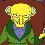 Mr Burns Release The Hounds meme