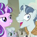 But I didn't listen - Party Favor - My Little Pony meme